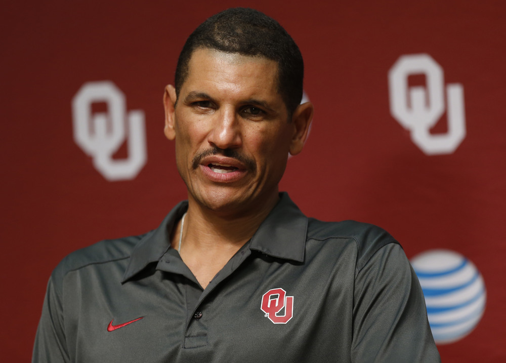Jay Norvell is a righteous dude, but his recruits put OU in a hole.