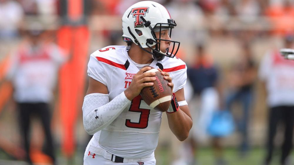 Patrick Mahomes is one of the Big 12's best Heisman bets.