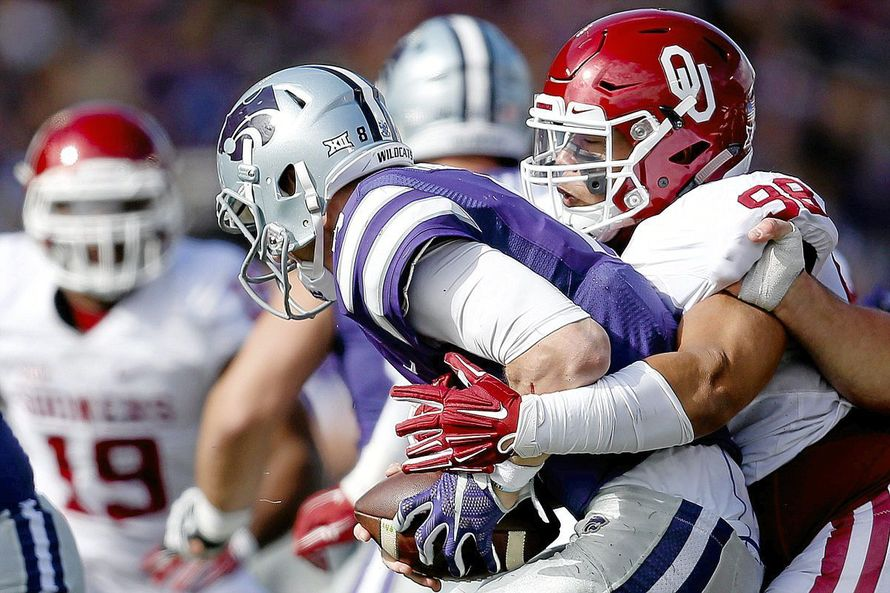 Marquise Overton will play a bigger role along OU's defensive line in 2016.