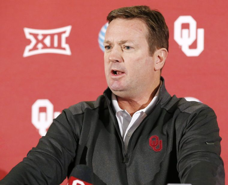 Bob Stoops threw Sooner Nation for a loop by putting out what appears to be an honest-to-goodness depth chart.