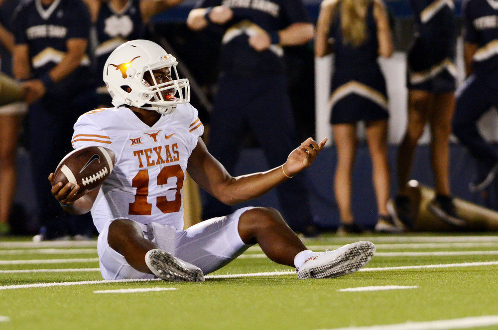 For real – Texas has had 10 NFL draft picks in the last five years.