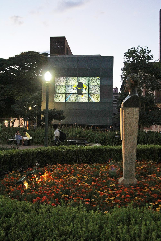 Fotos sobre a cultura urbana belorizontina, enviadas pelo público do evento