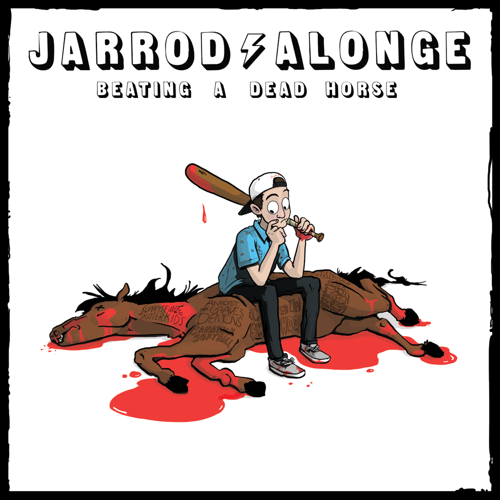 Album Art for Jarrod Alonge. Ranked #1 in Comedy albums on the Billboard Top 100.