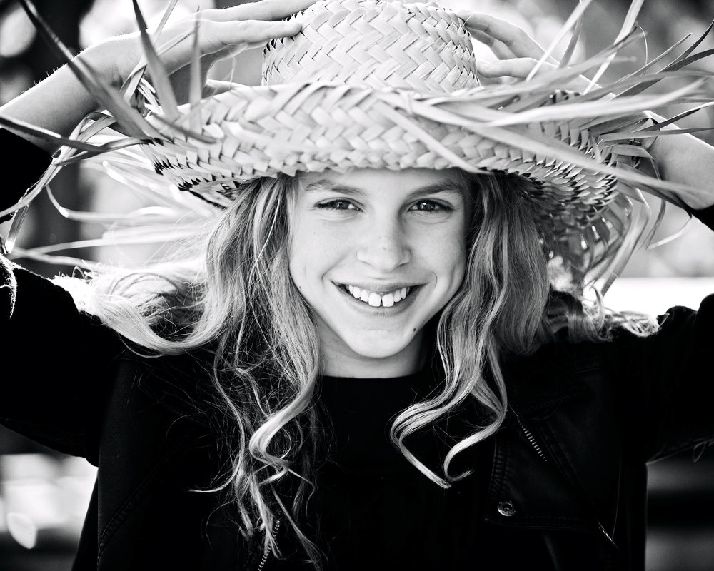 _DSC2442 amelia with hat B&W 8x10.jpg