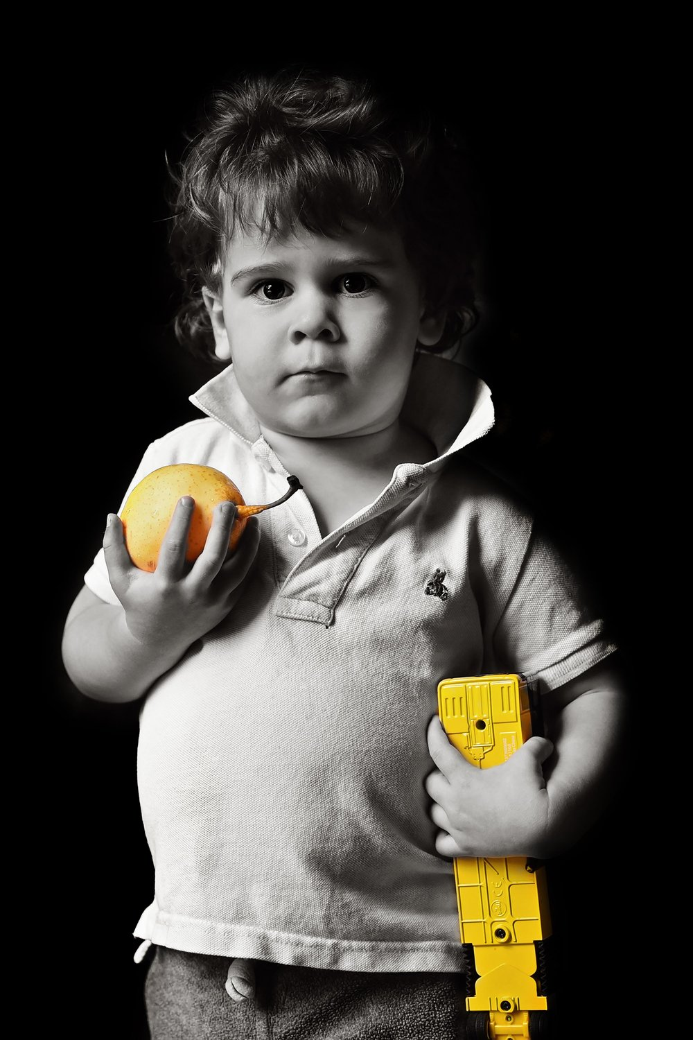 DSC_3209 blake with pear and bus BW 1 colorized 10x15.jpg