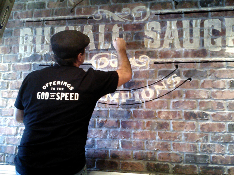 "Sean Says: ""Get one of these awesome shirts inspired by Burt Munro, you know the World's Fastest Indian Guy…"" Exquisitely designed by World Famous Design Guru Mathew Foster: Order Here, but hurry, their are only a handful available: http://store.mathewfoster.com/product/offerings-tee"