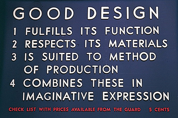 inszpiration: Ray & Charles Eames design philosophies