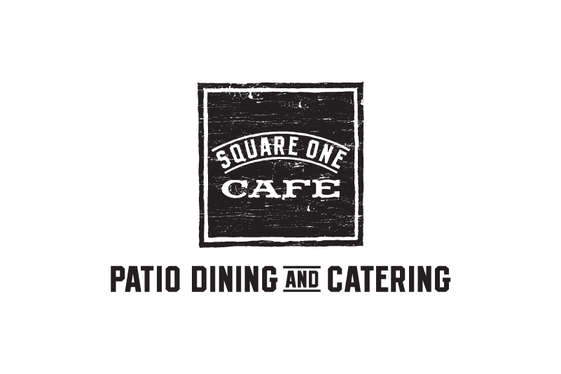 Logo Design for Square One Cafe in Lewisville, Texas. Sneak peek for full on re-brand for this company, stay tuned…