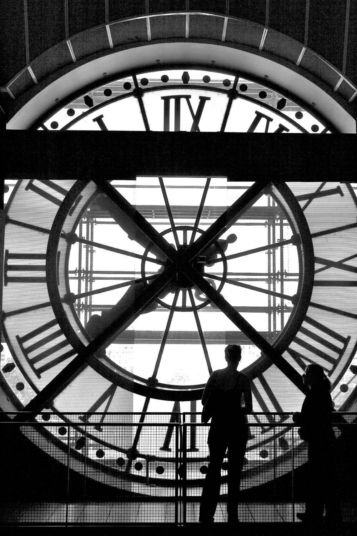 Horloge du musée d'Orsay, Paris