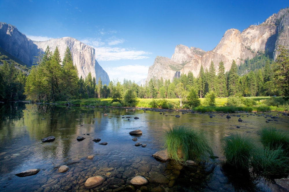 Yosemite Park, Californie