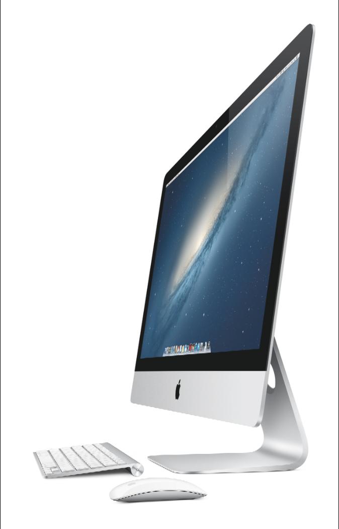L'iMac Retina, surement pas pour tout de suite.