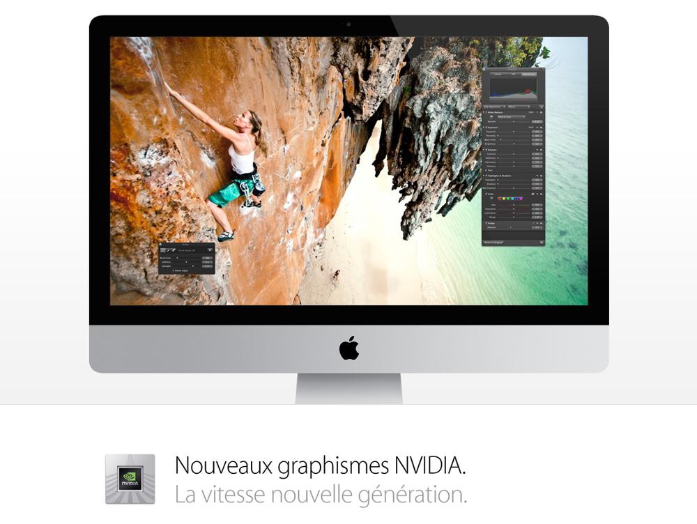 iMac nVidia