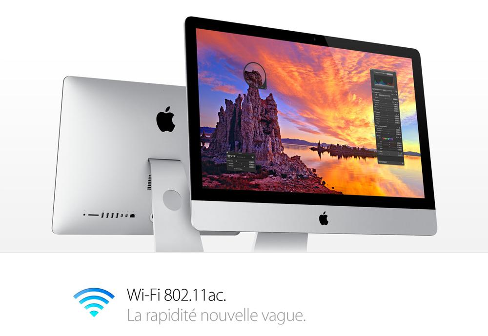 iMac et Wifi ac
