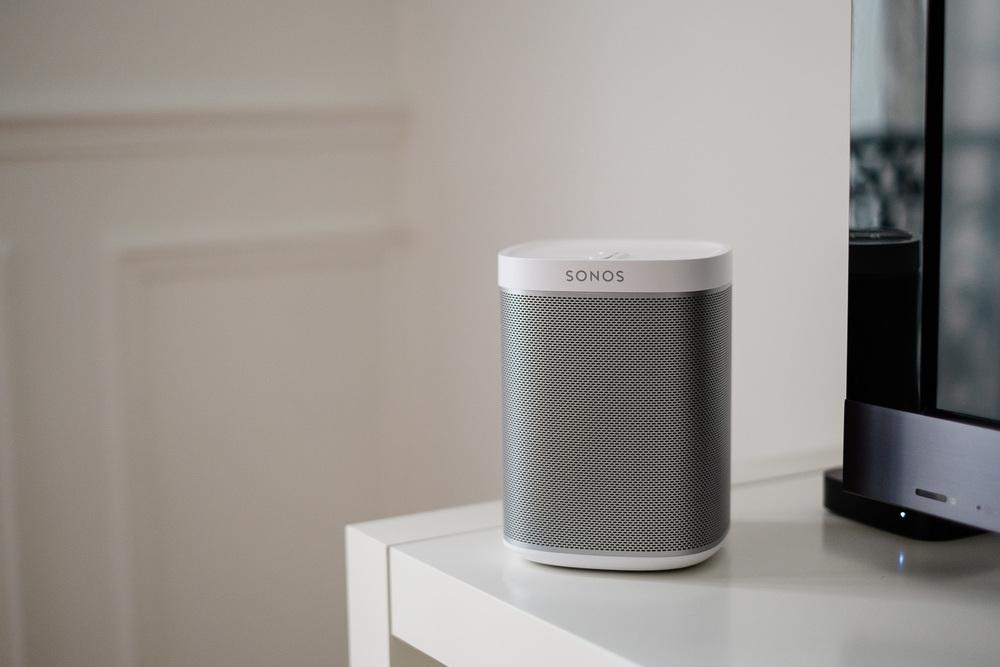 Sonos play 1 le test digitlife magazine - Enceinte salle de bain ...