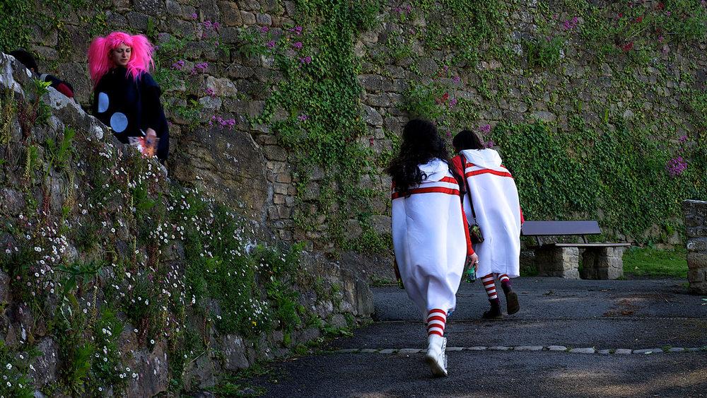Les 3 filles d'Auray Sony A7 | Leica 50 M Summicron Rigid  Photos sur 500px   Portfolio   Photos sur Flickr  ©Thierry Lothon 2014