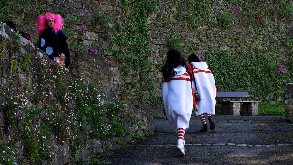 Vibrance féminine àAuray, Morbihan (Bretagne) ©Thierry Lothon 2014. #Zeiss #SonyA7