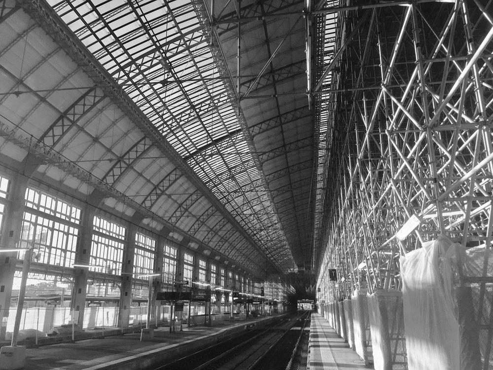 Gare Bordeaux St Jean - la découverte ! - iPhone 6S Plus