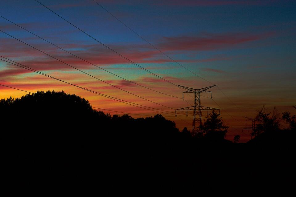 couché de soleil - Sony A7RII