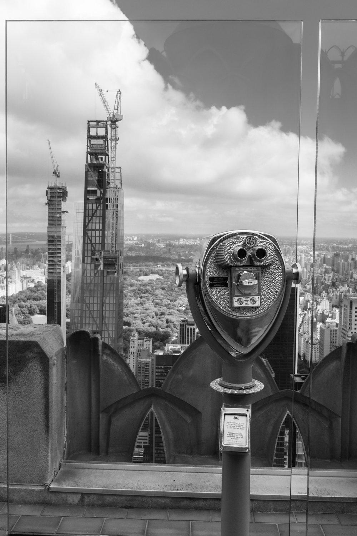 Rockfeller Center NYC - point of view - Fuji X100F - Lightroom iOS