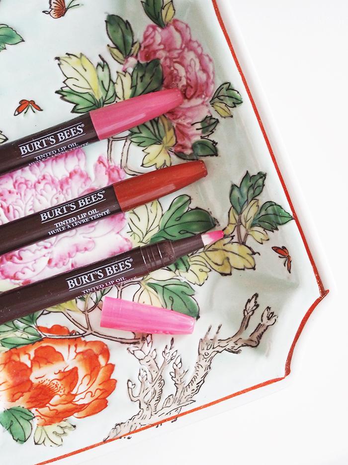 Tinted Lip Oils
