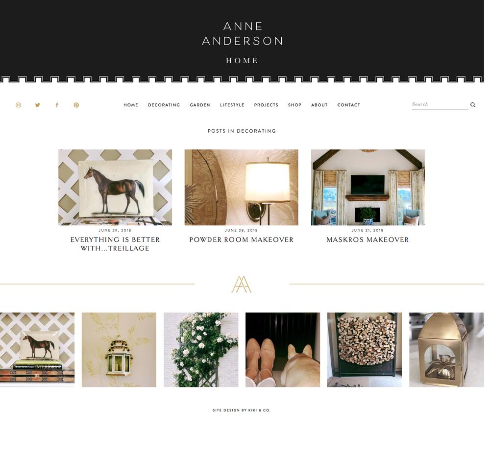 Site Design by Kiki & Co. Creative