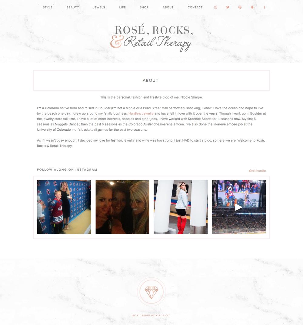 Site design by Kiki & Co.