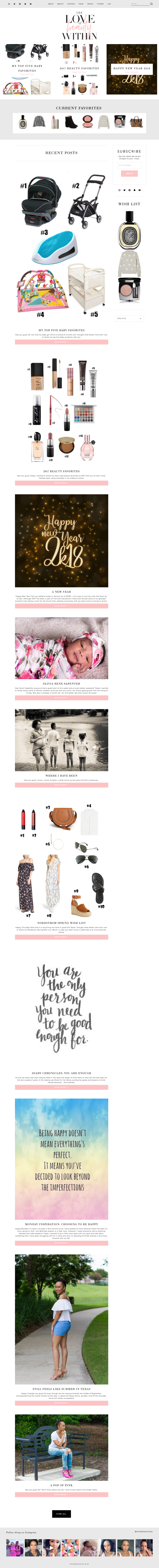 Site & Branding Design by Kiki & Co. Creative