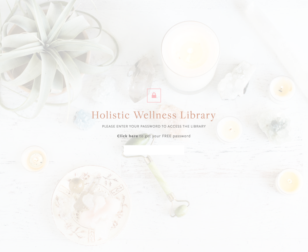 Squarespace Platform Web Design by Kiki and Co. Creative for Scottsdale Integrative Acupuncture