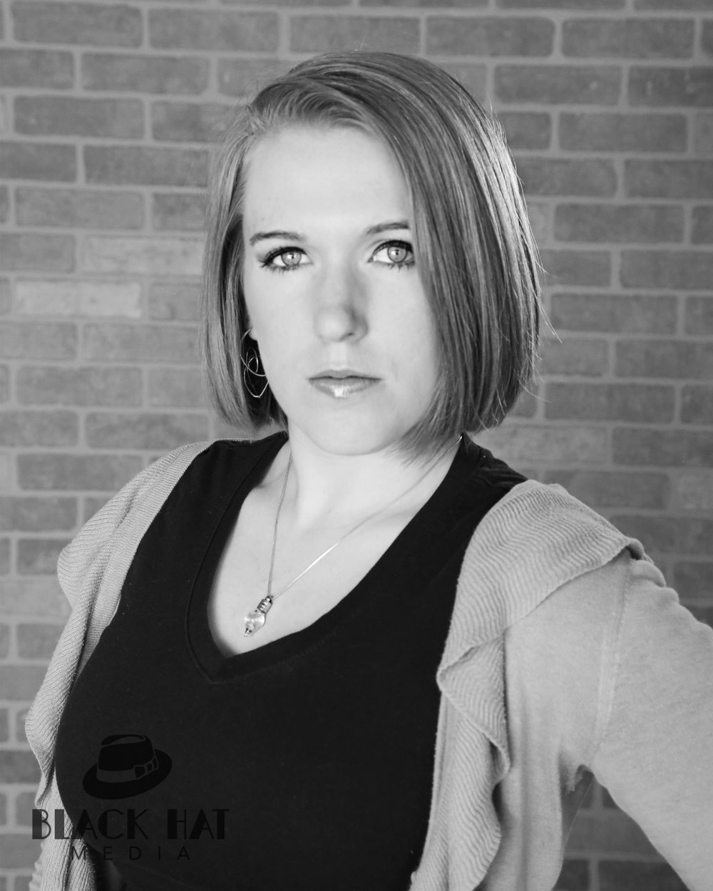 Emily Straight Hair Headshot bw.jpg