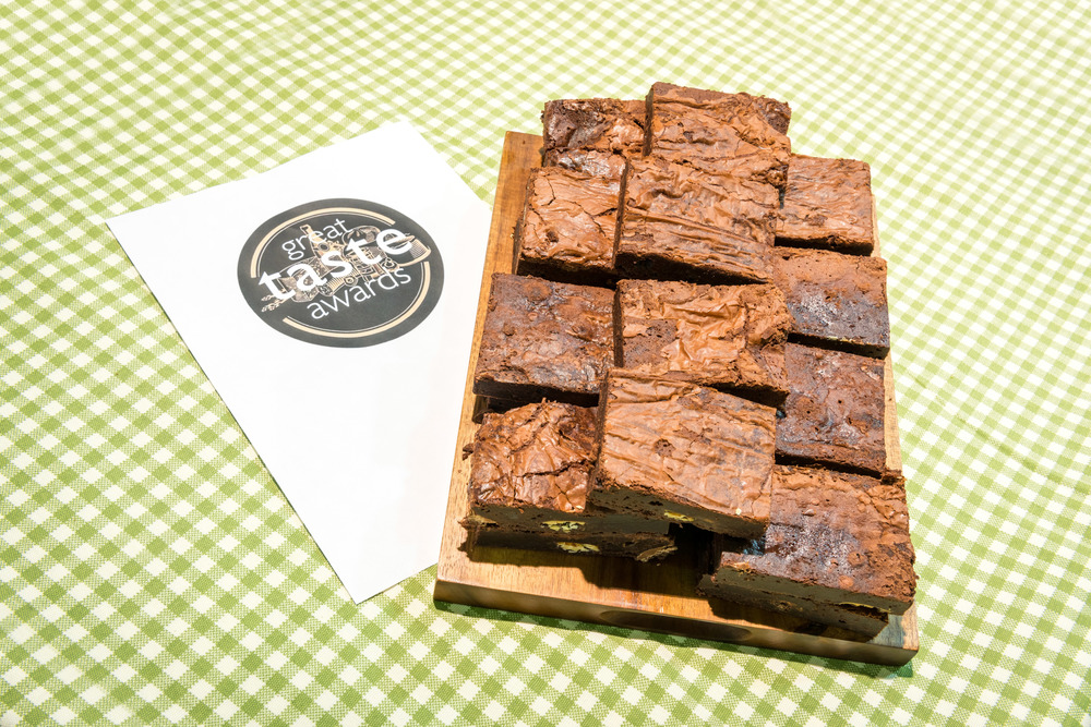 Great Taste Awards 2013 - 1 star  - Aston Marina Triple Chocolate Brownie