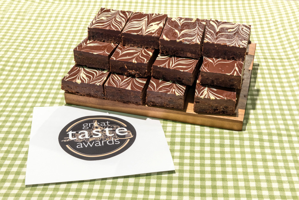 Great Taste Awards 2015 - 1 star - Aston Marina Rich Chocolate Tiffin