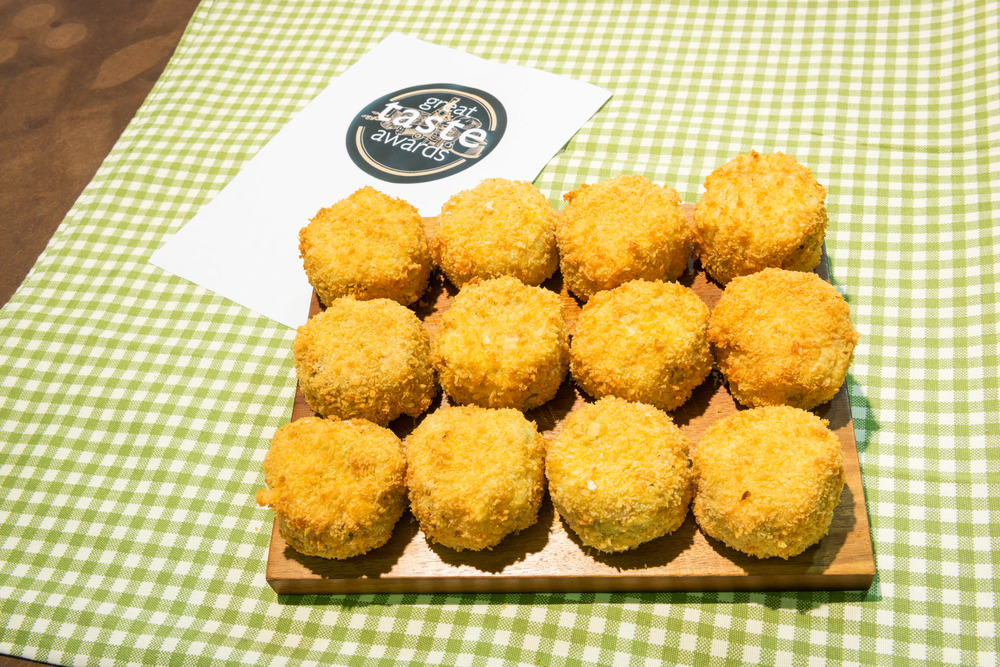 Great Taste Awards 2015 - 1 star - Aston Marina Salmon, Prawn & Dill Fishcakes