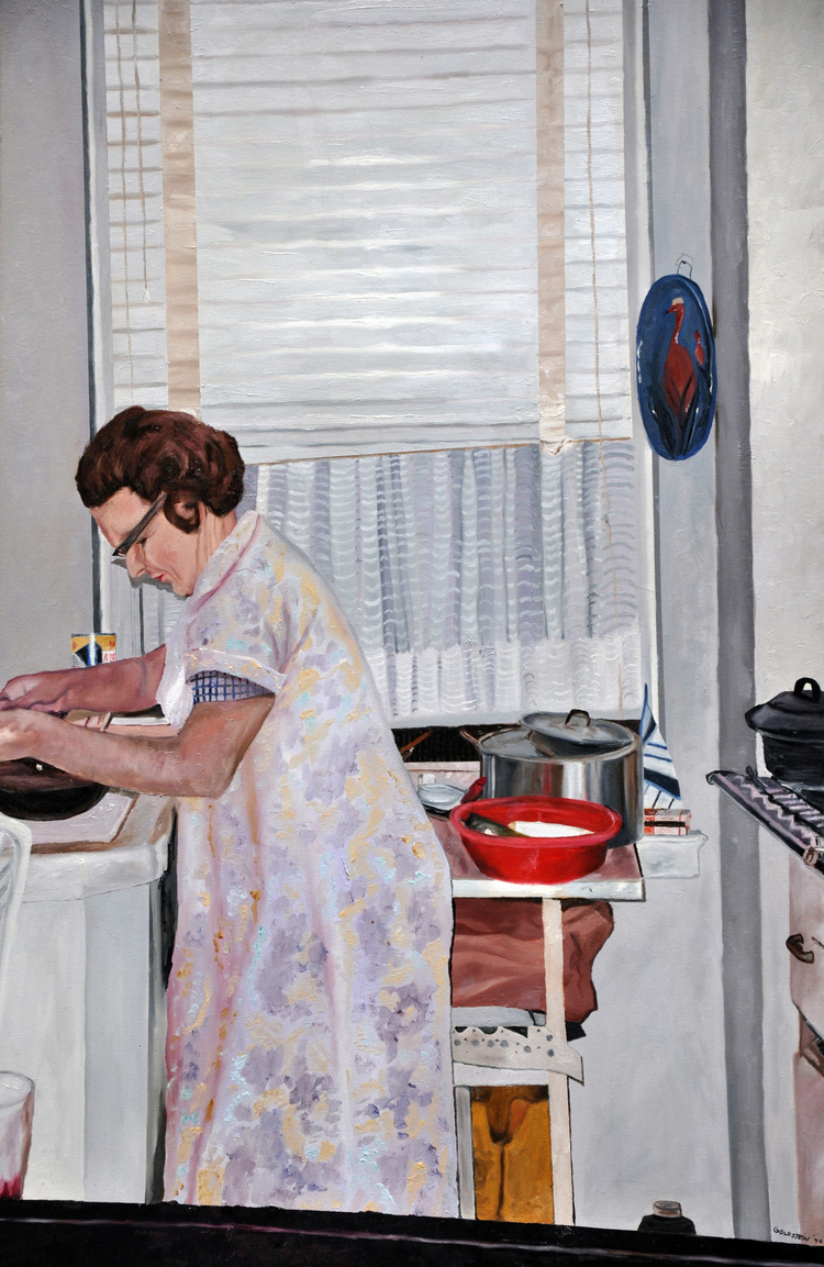 Paintings — Jay Goldstein
