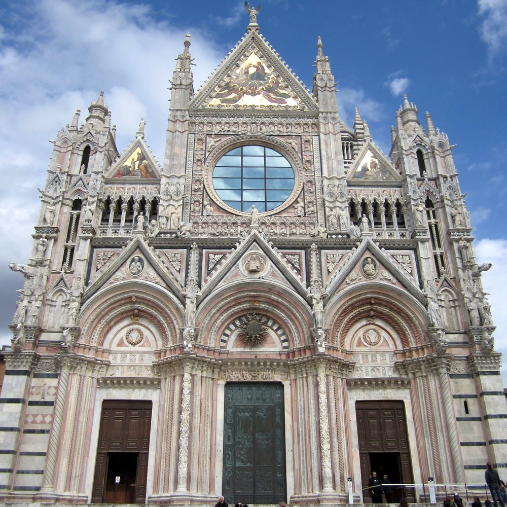 Metropolitan Cathedral of Saint Mary of the Assumption in Siena