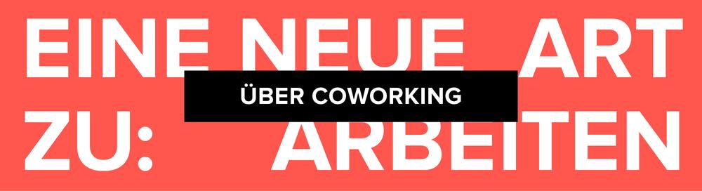 Erfahre mehr über Coworking
