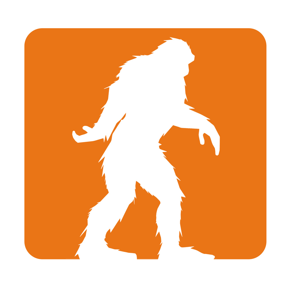 Image result for bigfoot icon