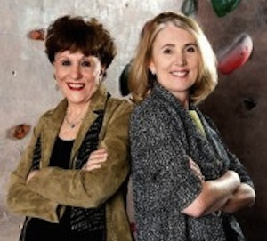 Dr. Beverly Kaye and Julie Winkle Giuloni