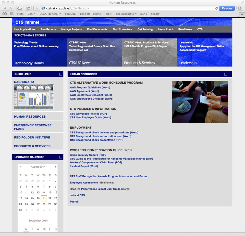 2009 redesign