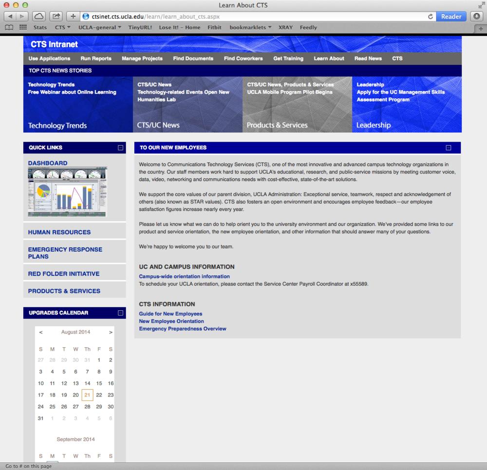 intranet 2009