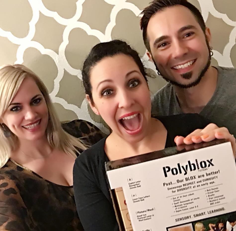 Polyblox inventors