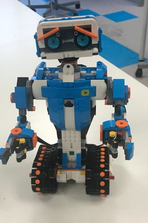 Lego Robotics — One School of The Arts