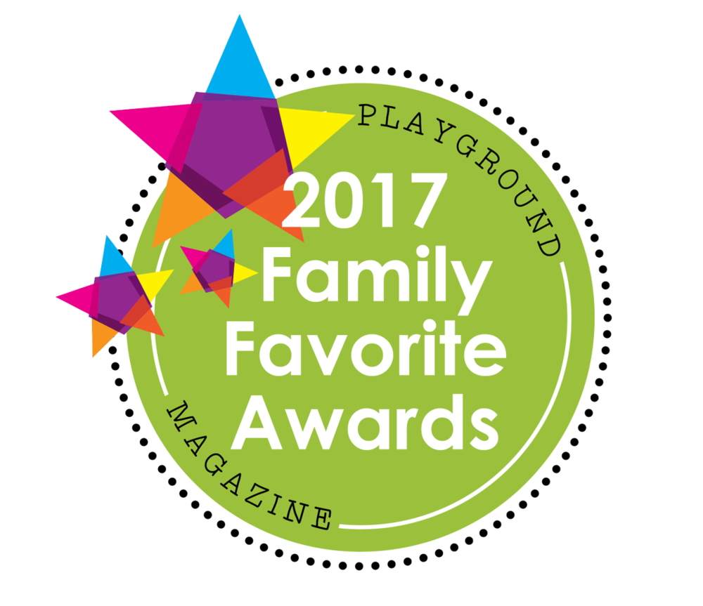 2017 Playground Magazine Family Favorite Winner // Best Religious Preschool