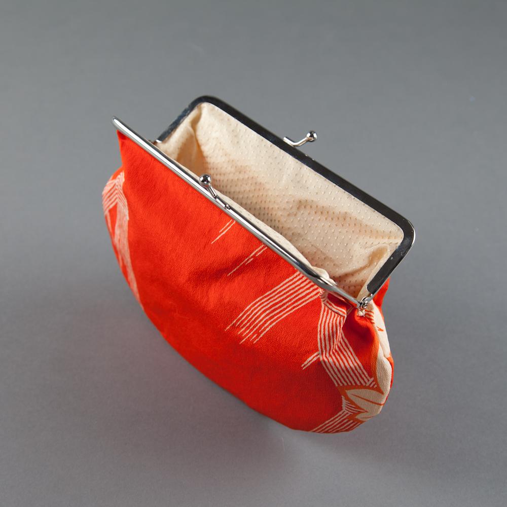 SOLD! - Kimono silk 06, creme lining (inside)
