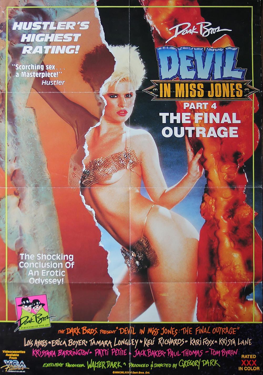 Devil In Miss Jones Xxx