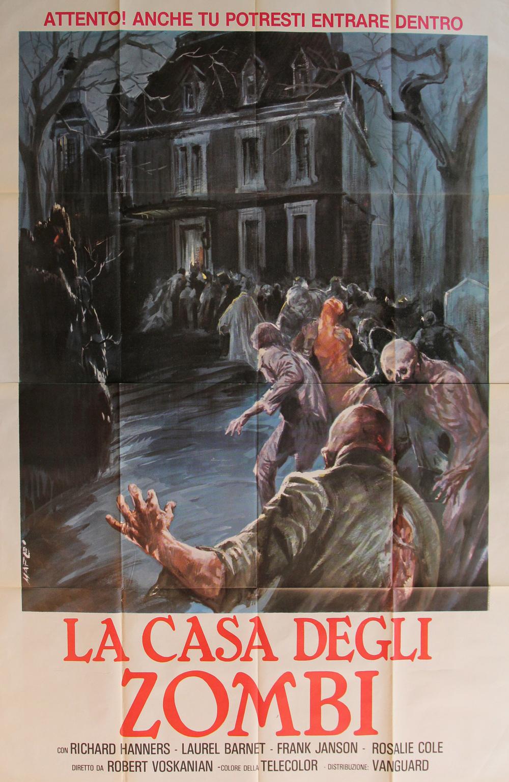 The Child - Italian 2F Manifesto