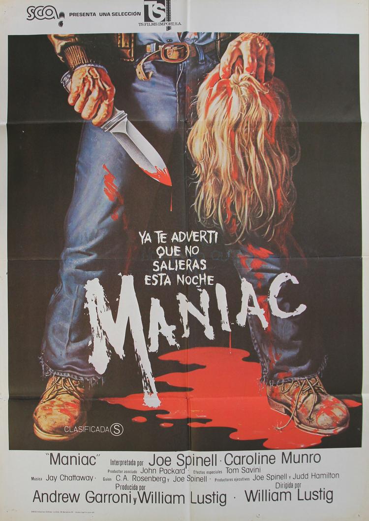 Maniac - Spanish