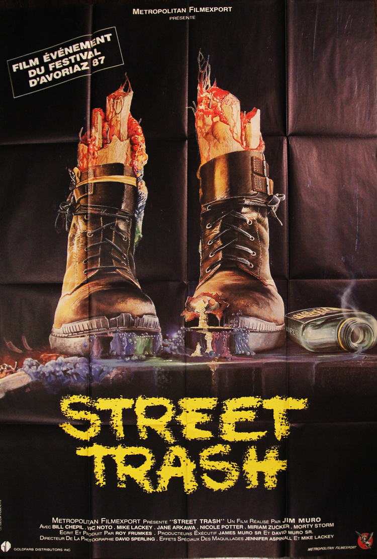 Street Trash - French
