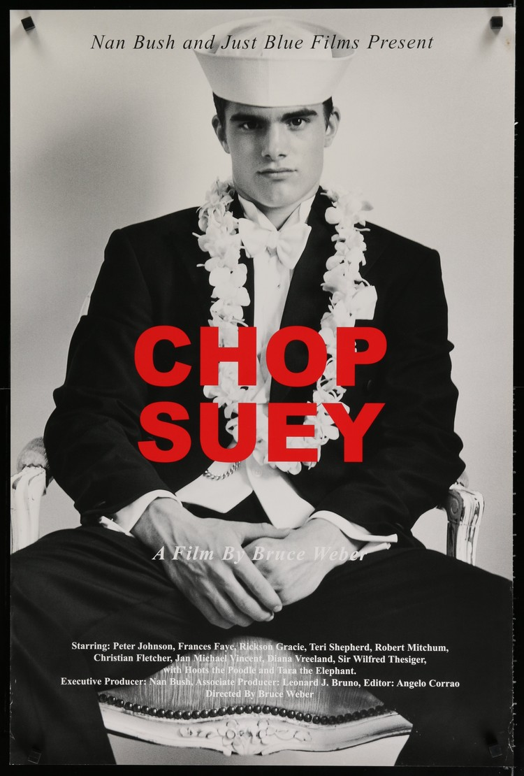 Chop Suey - US 1 Sheet