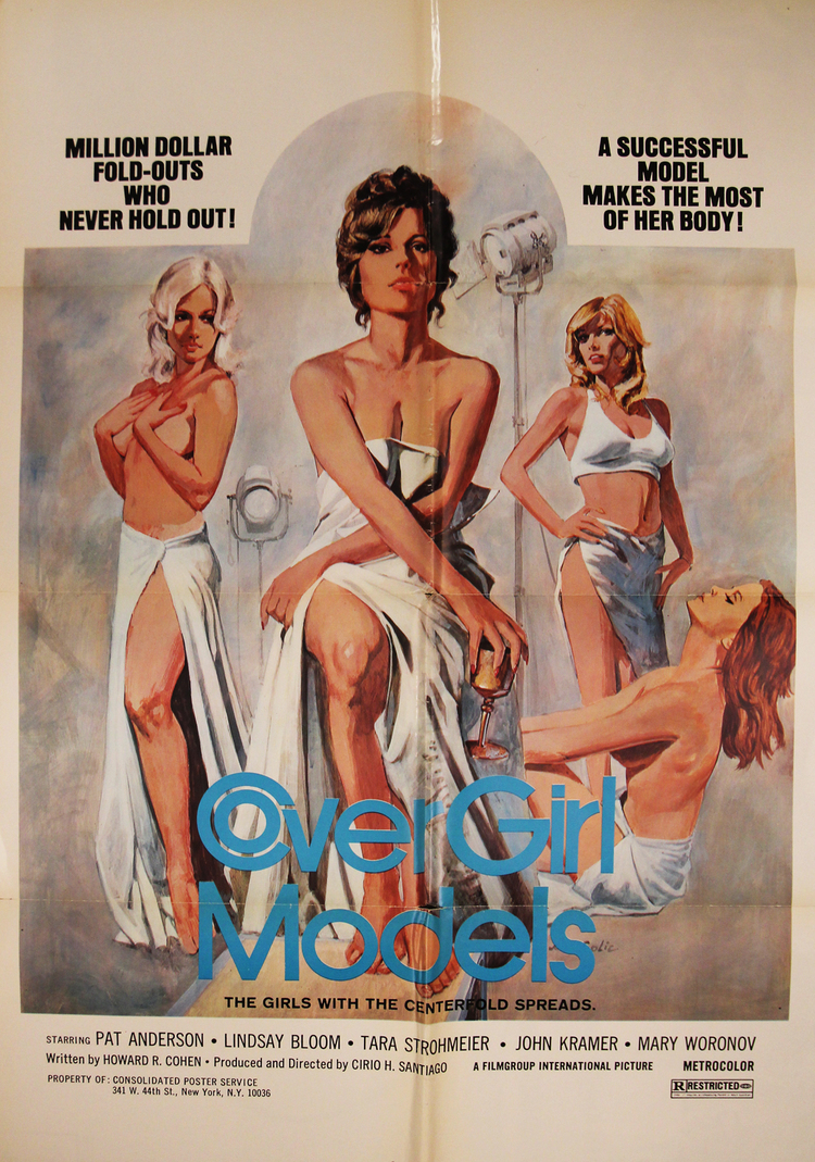 Cover Girl Models - US 1 Sheet