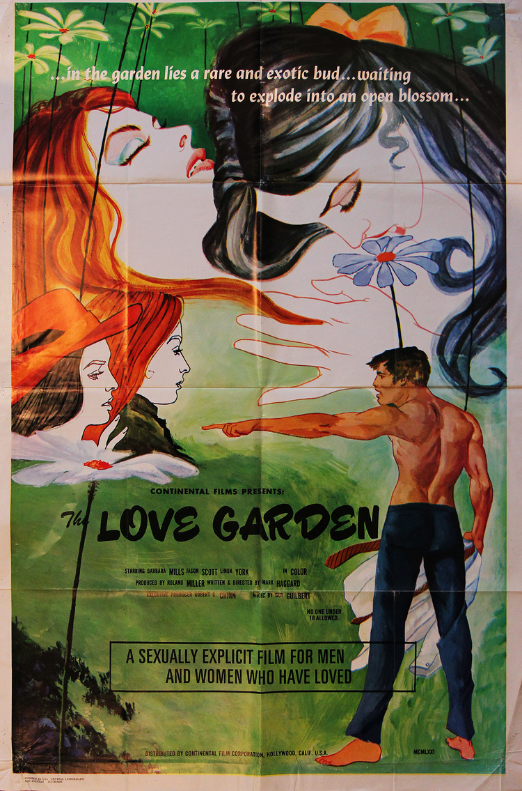 Love Garden - US 1 Sheet